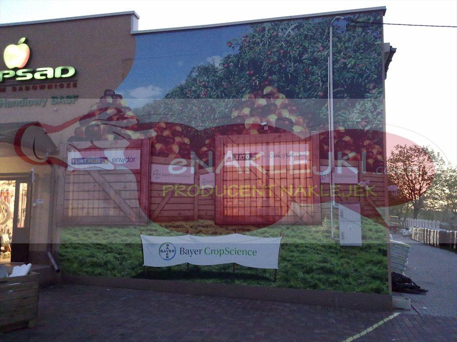 wielkoformatowe naklejki na ściany