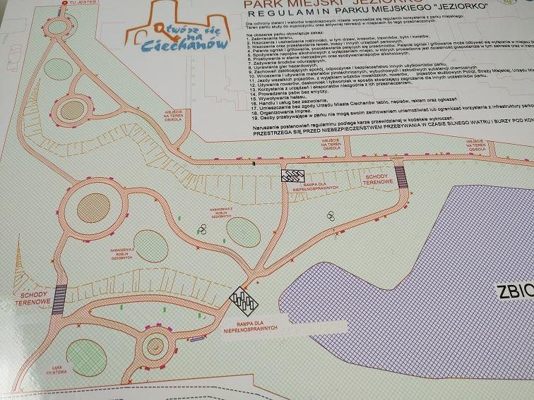 mapy tyflograficzne